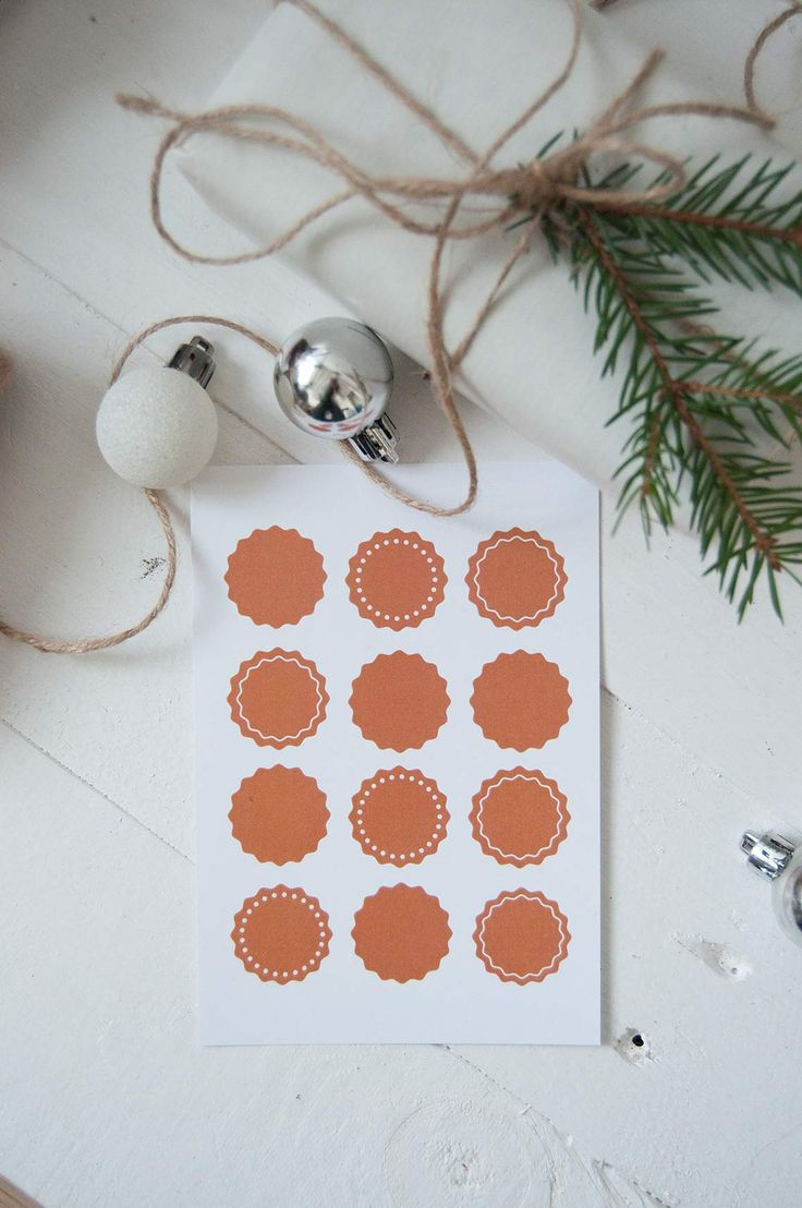 pipari kortti joulukortti christmas card