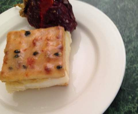 Recipe Passionfruit slice by jjcapers - Recipe of category Desserts & sweets