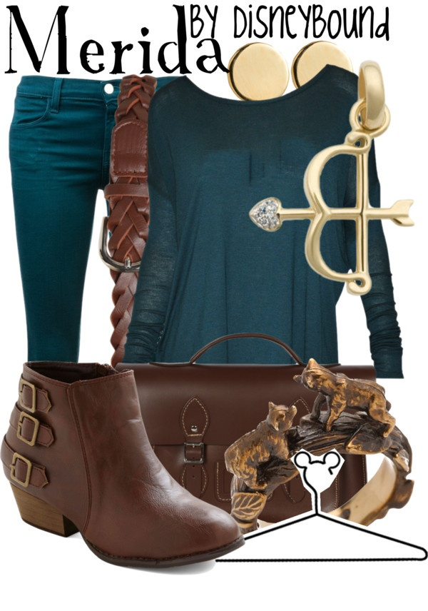 """Merida"" by lalakay on Polyvore"