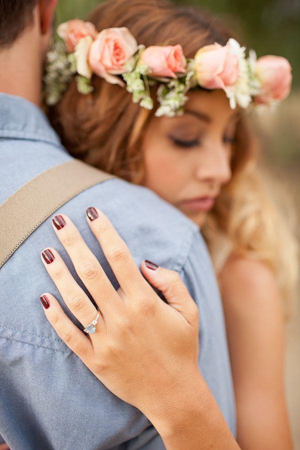 Bohemian Wedding | Beautiful Bride