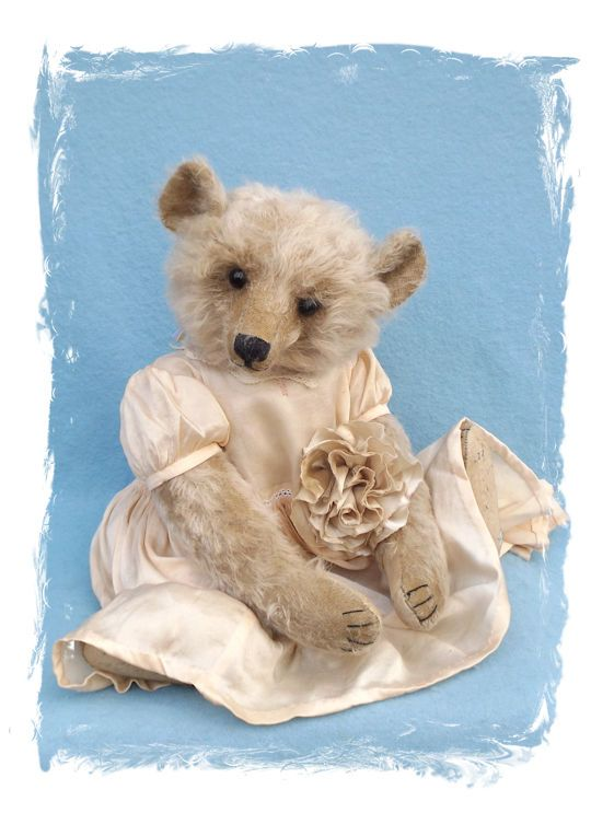 Penny by Forget Me Not Bears at Abracadabra Teddy Bears