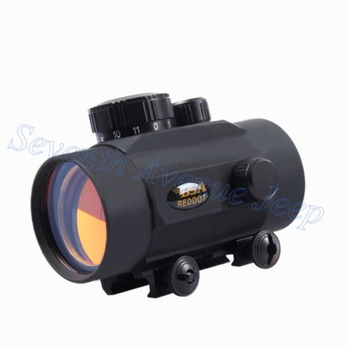 Red Dot Scope 142mm Compact  Mini Sight  with Bubble Level for 11mm 20mm Rail