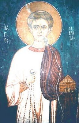 Full of Grace and Truth: St. Laurence the Martyr and Archdeacon of Rome, and those with him