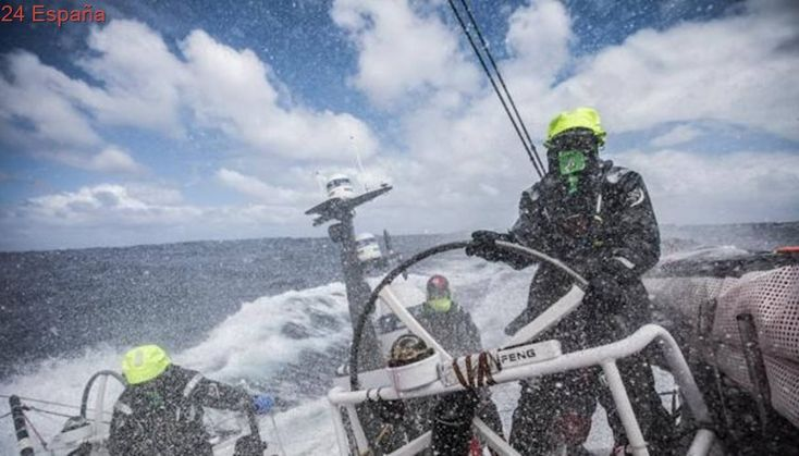 «DongFeng» se oculta y «Mapfre», rumbo directo a Melbourne