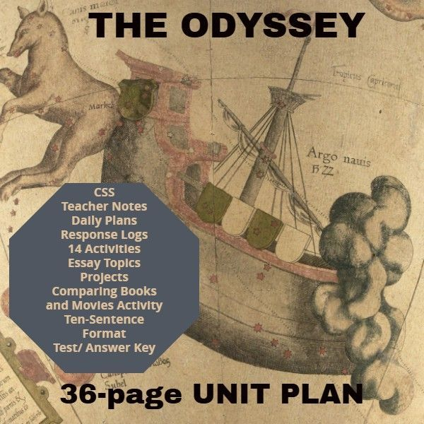 105 Best Images About Odyssey On Pinterest: 14076 Best Middle School Language Arts Collaboration