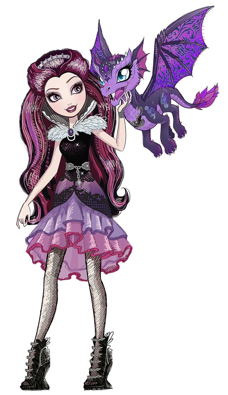Ever After High GALERIA: Raven Queen (Galeria / Gallery)