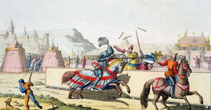 Como fazer botas de cavaleiro com papelão. A imagem quintessencial que muitos de nós possuímos da Idade Média inclui cavaleiros em armaduras pesadas investindo uns contra os outros a cavalo e munidos de lanças, durante torneios para ganhar a mão de uma princesa. As armaduras utilizadas pelos cavaleiros durante a baixa Idade Média transformavam-nos em eficientes tanques de um homem só, ...