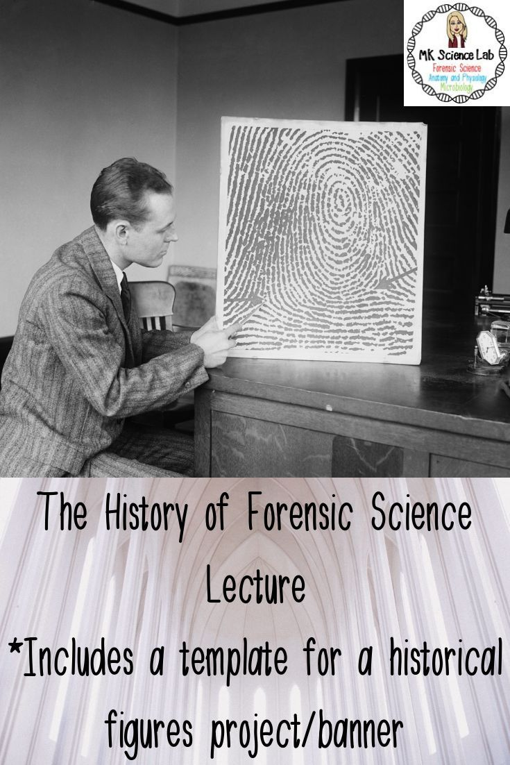 A Fun And Informative Powerpoint Designed To Allow Your Students To Be Introduced To The Important Players In T Forensic Science Forensics Science Lesson Plans