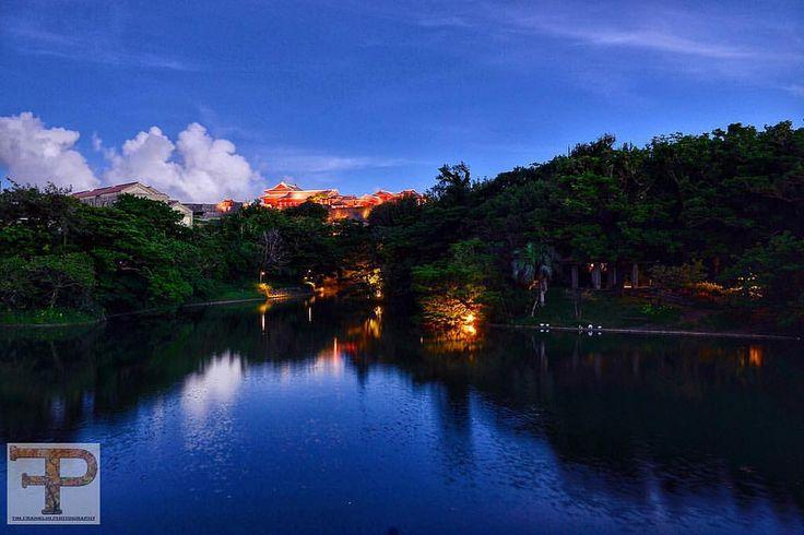 Sunset at Shuri. #timfranklinphotography #shuricastle #okinawa #naha #castles #tlpicks #traveldeeper #exploringtheglobe #travelstoke #passionpassport #beautifuldestinations  #dailyescapes #cntravellertr #wanderlust #livetravelchannel #travelwolf #expediap