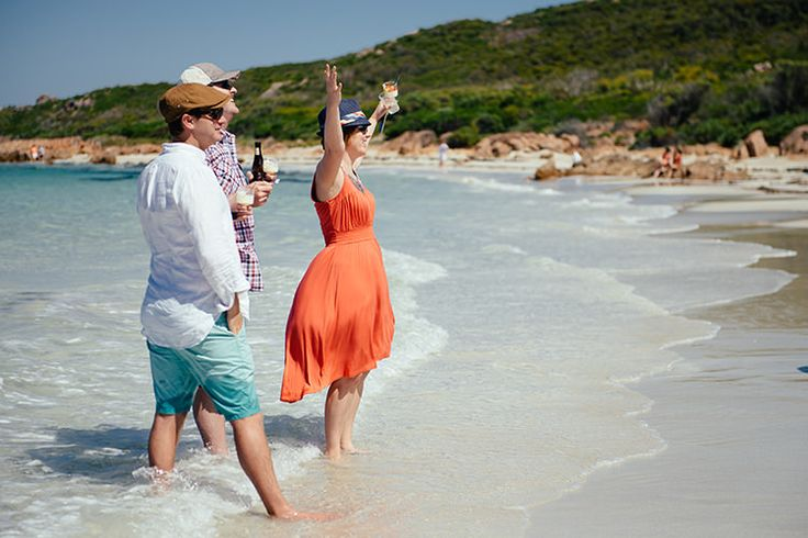Margaret River combines world-class wine with knockout beaches. Image courtesy of Margaret River Gourmet Escape
