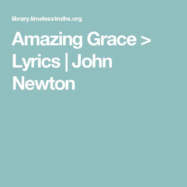 Amazing Grace Piano Sheet Music And Lyrics: Best 25+ Amazing Grace Musical Ideas On Pinterest