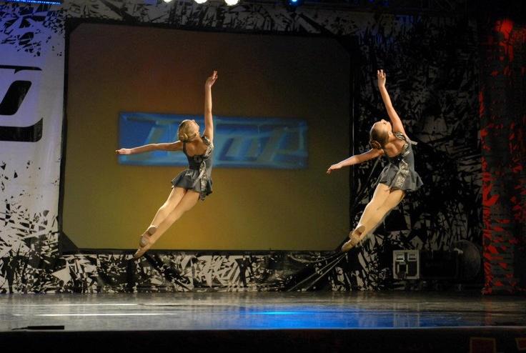 Chloe Lukasiak and Maddie Ziegler from Dance Moms | Dance ...
