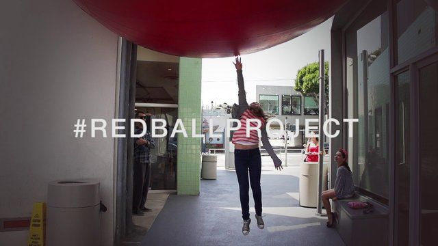 RedBall Project at the Edgemar in Santa Monica. Directed & Edited by Tony Gaddis, Camera Danny Cooke. #redballproject
