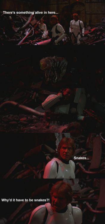 Han Solo/Indiana Jones