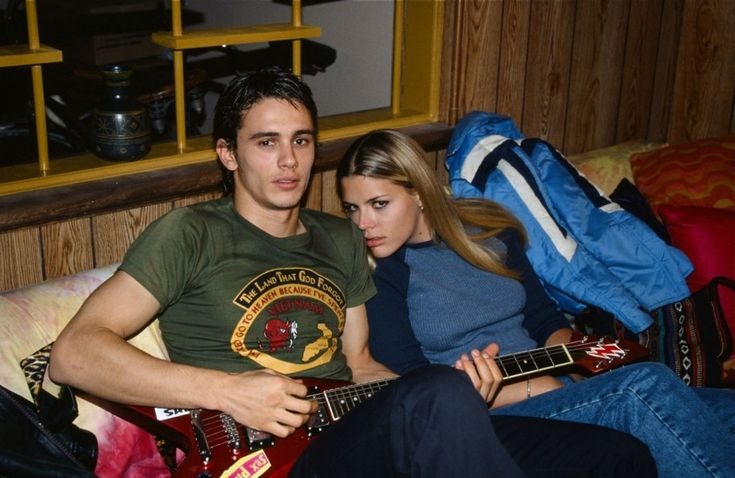 Photos: Unseen Images from the Set of Freaks and Geeks | Vanity Fair. Franco & Philipps.  woah.
