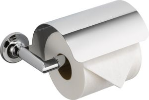 Delta Faucet Odin® 7 in. Tissue Holder in Polished Chrome D695075PC
