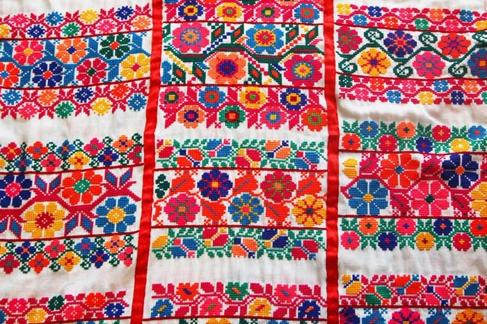Mexican Cross Stitch