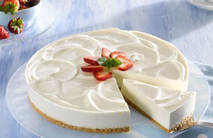 Tarta de queso de Philadelphia Light