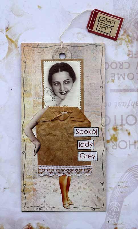 "segnalibri bookmarks https://flic.kr/p/dXtkK9   tea tag   {the text}: ""Lady Grey's calm"""