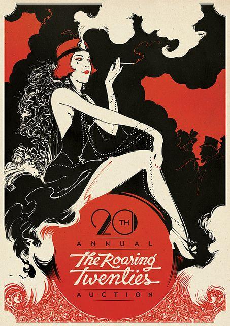 The Roaring Twenties by Boris Pelcer