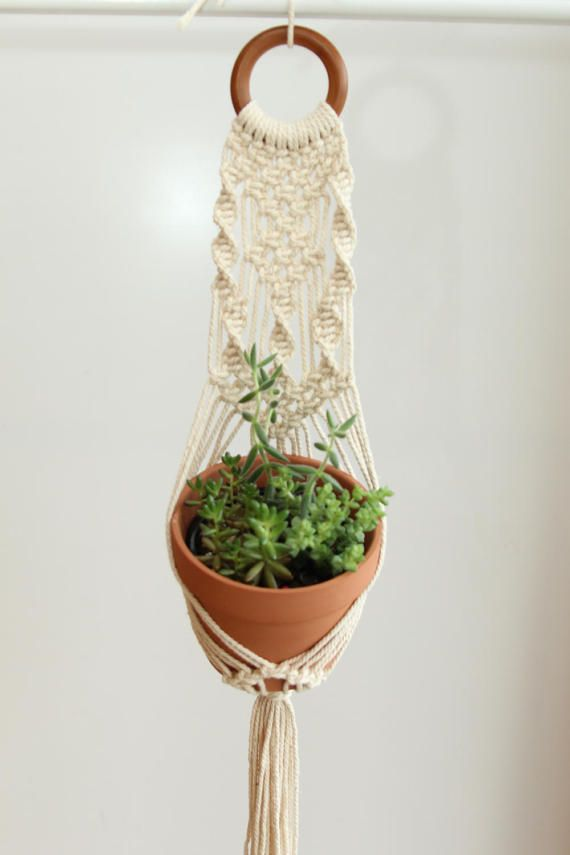 macrame plant hanger pattern free 25 unique macrame plant hanger patterns ideas on 5482