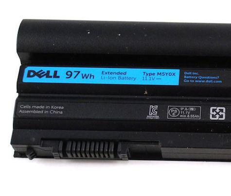 Which laptop battery pack yields the best, highest capacity 18650's | BudgetLightForum.com