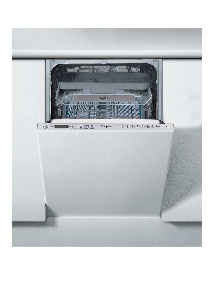 WHIRLPOOL ADG522UK BuiltIn 10Place Slimline Dishwasher