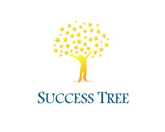 star with tree logo design - Google Search