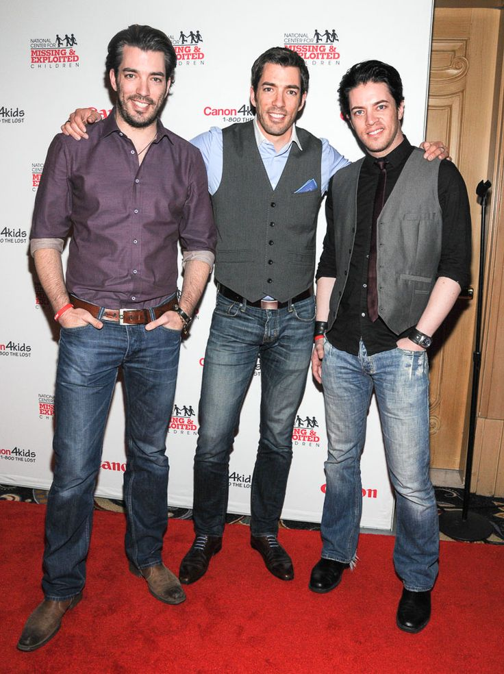 Jonathan, Drew and JD Scott. Love this picture.  :)                                                                                                                                                     More