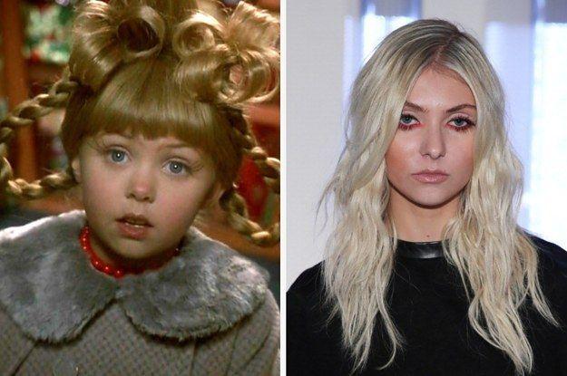 18 Kid Actors: Then Vs Now