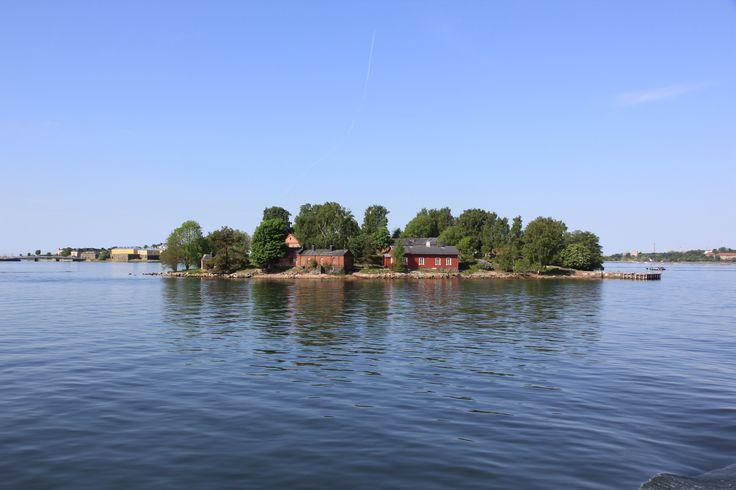 Lonna Island, Helsinki - perfect for a picnic