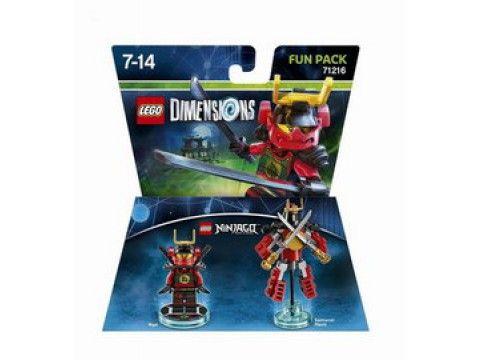LEGO Dimensions - Fun-Pack - Ninjago Nya in Online Games, Spiele und Games in Online Shop http://Spiel.Zone