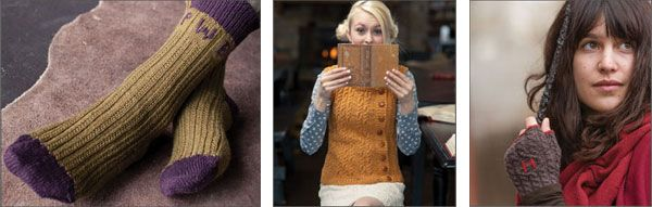 Discover over 30 knitting patterns featuring magical details in lace, cables, and colorwork all inspired by J.K. Rowling's Harry Potter series.