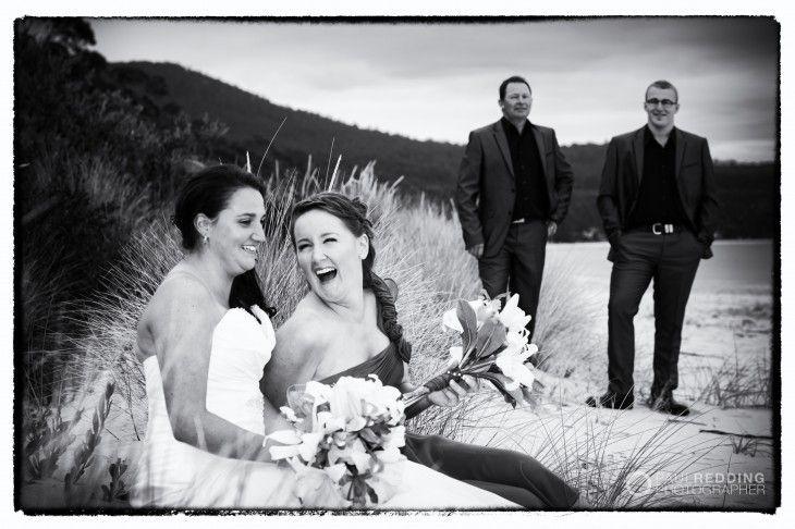 Bruny Island Wedding Photographer - Paul Redding Photographer