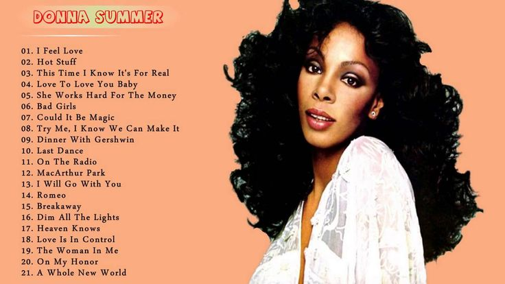 Donna Summer : Greatest Hits - The Best of Donna Summer