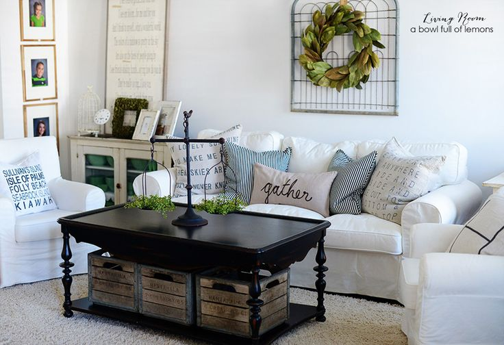 17 best images about living room family room organizing - How to organize your living room furniture ...