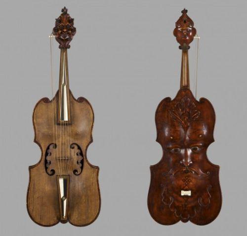 Regilla ⚜ Una Fiorentina in California violin photo