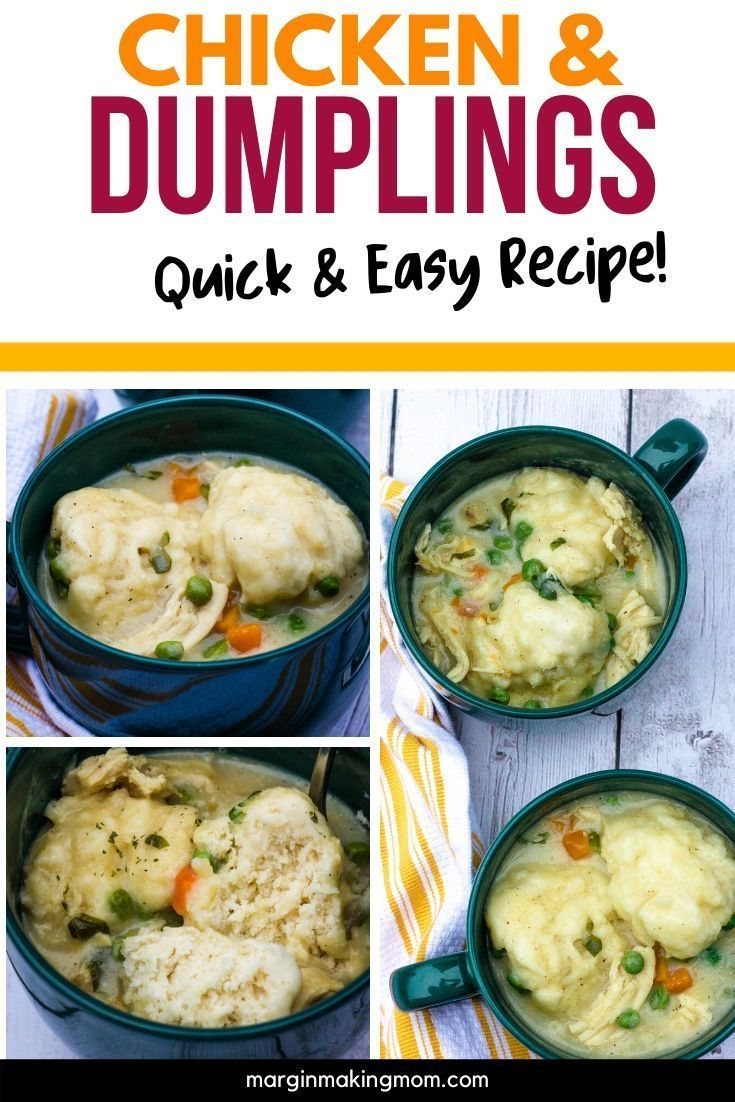 Easy Chicken And Bisquick Dumplings Recipe In 2020 Chicken And Bisquick Dumplings Bisquick Dumplings Cheap Dinner Recipes