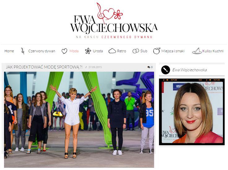Ranita Sobańska - dyrektor kreatywna i główna projektantka 4F oraz autorka limitowanej kolekcji RSx4F opowiada o tym, jak projektować modę sportową. Wywiad znanej dziennikarki modowej Ewa Wojciechowska z Ranitą przeczytacie tutaj: http://ewawojciechowska.pl/m…/jak-projektowac-mode-sportowa/