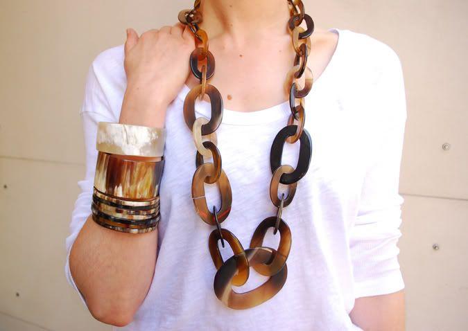 Metier Jewelry: Zeffira Horn Jewelry