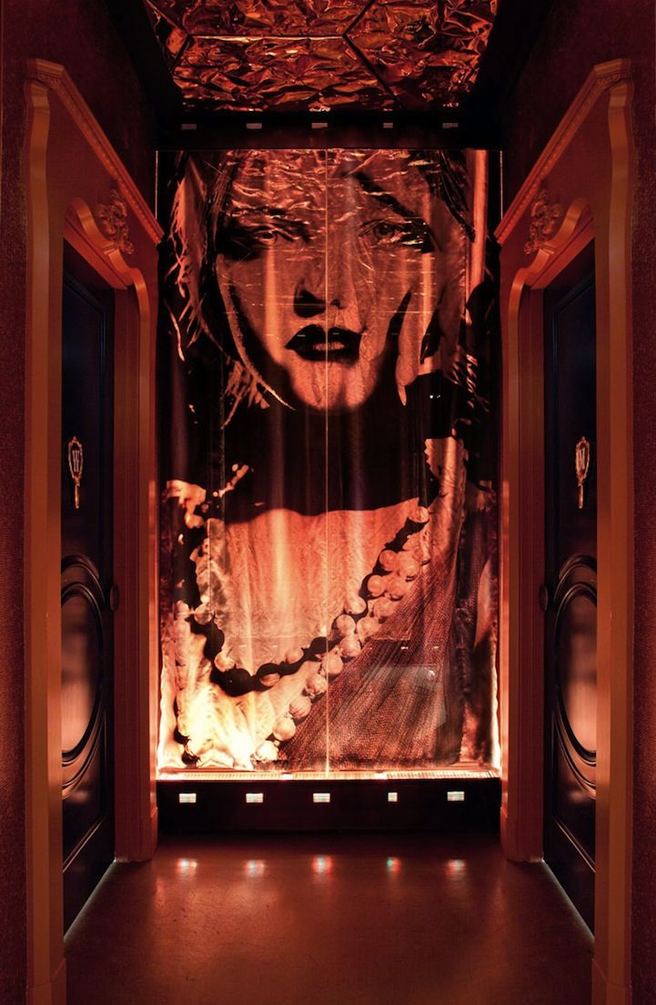 Where else would you expect to find a nightclub named Vanity than in the heart of Sin City? Designed by Mr. Important Design, Hard Rock's new Vegas nightclub opened just a few months ago. The Nightlife Group along with baseball star Jason Giambi are behind the project. An eclectic jewel box, Vanity is adorned with pearls and hand cut crystals fused with bronze and gold metallic. Antique mirrors, rubbed brass, and black chrome surround the place. The organized chaos of velvets, deep satins…