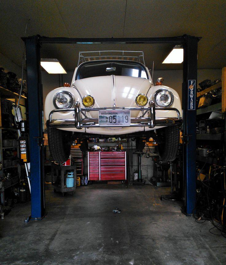 '67 Volkswagen Beetle — Automotive Shops & Our Vintage Cars | 1967 VW Beetle.