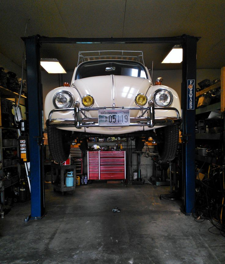'67 Volkswagen Beetle — Automotive Shops & Our Vintage Cars | 1967 VW Beetle.