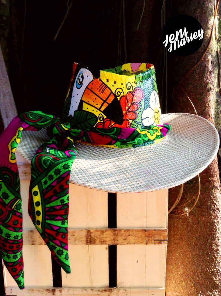 ☀️QUE VIVA EL SOL ☀️ sombreros pintados a mano, en honor a la flora y fauna de Panamá!! #sombrerospintados #hechoamano #handmade #panama #bellopanama #vivaelverano #jenimarley Contacto marleypanamarte@gmail.com