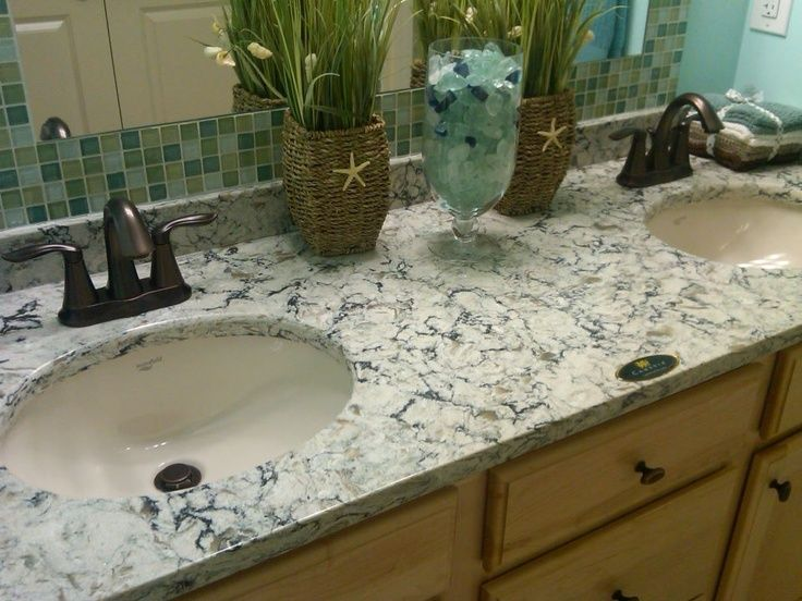 Cambria Praa Sands Quartz Waterstone Collection