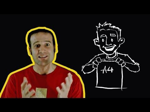 Paper sizes explained | Number Hub with Matt Parker | Head Squeeze