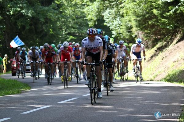 Edvald Boasson mène le peloton by Petit Brun, via Flickr