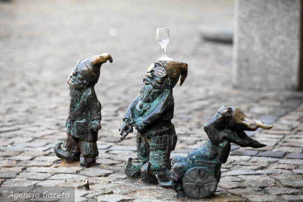 Dwarfs...drunk? oops!/ Wroclaw, Poland
