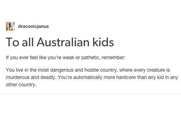 24 Of The Most Australian Things To Ever Happen On Tumblr