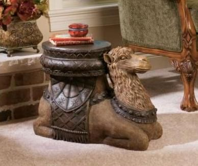 Cool Camel Holds Your Tea While You Read